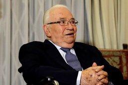 L'ancien président colombien Belisario Betancur est décédé