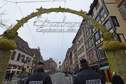 Le tireur présumé de Strasbourg toujours introuvable