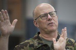Le chef de l'armée suisse s'attend à plus d'objectivité avec Amherd