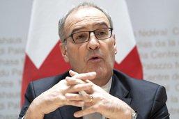 Parmelin mènera une politique économique pour toute la Suisse