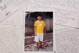 Pendant 10 ans, George H.W. Bush a parrainé un petit Philippin