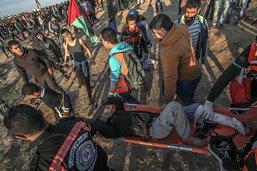 Trois Palestiniens tués à la frontière Gaza
