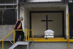 Arrivée au Guatemala du corps de la fillette morte aux Etats-Unis