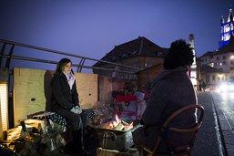 Lausanne: un feu solidaire pour réchauffer les coeurs