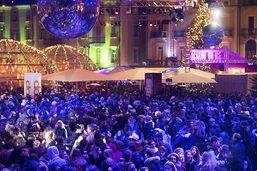 Des milliers de personnes dans les rues en Suisse pour le Nouvel An