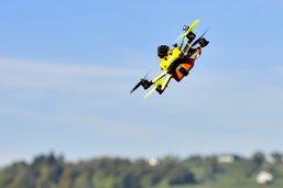 Des pistolets anti-drones pour la police vaudoise