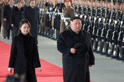 Le leader nord-coréen Kim Jong-un en visite en Chine
