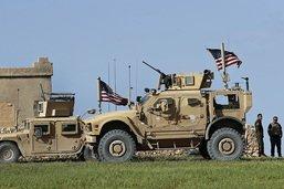 L'armée américaine procède à un retrait de matériel de Syrie