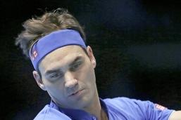 Federer passe à côté de son entrée