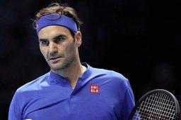 Roger Federer puissance quinze