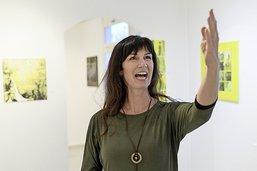Véronique Crittin revient sur sa carrière artistique