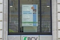 Le Tribunal fédéral désavoue la BCV