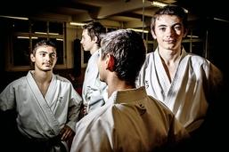 Unis sur le tatami et dans le succès