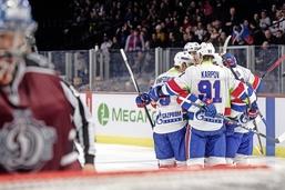 La KHL, si proche et pourtant si loin