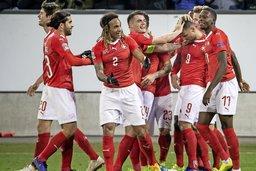 La Suisse évite les balles