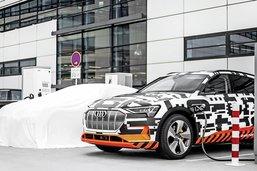 Anatomie d'un SUV 100% électrique
