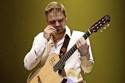 Le cadeau de Noël du guitariste Nicolas Meier