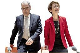 L'UDC et Le PS gagnants