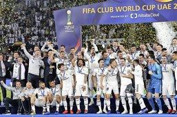 Un triplé historique pour le Real Madrid au Mondial des clubs