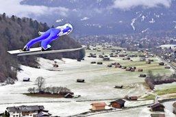 Pourquoi le saut à skis ne décolle pas