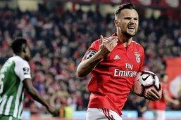 Haris Seferovic, sauveur de Benfica