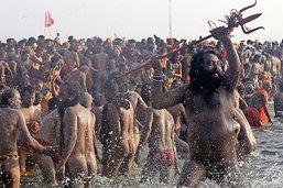 Kumbh Mela, mégapèlerinage hindou