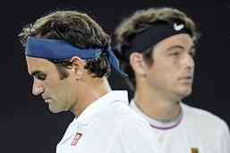 Le récital de Roger Federer