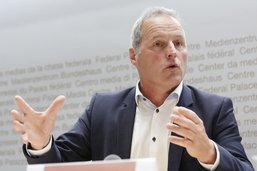 Pierre-André Page est le nouveau président de la Landwehr