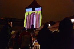 Le bilinguisme s'illustre au Festival des Lumières