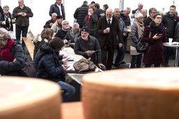 Première édition réussie pour la fête du fromage d'alpage