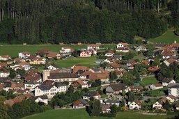 Grandvillard parmi les plus beaux villages de Suisse