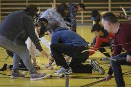 A Marly, les jeunes font du sport à l'enseigne de «Mangez... bougez»