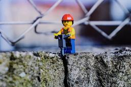 Le Lego, star du salon FAMA
