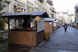 Les commerçants de la rue de Romont font recours