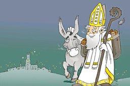 La consécration du petit âne