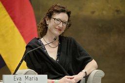 Eva Maria Belser reçoit le Prix du fédéralisme 2019