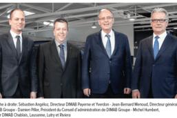 Dimab Groupe, la fusion de trois concessionnaires
