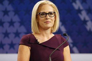 Midterms: victoire de la démocrate Kyrsten Sinema en Arizona