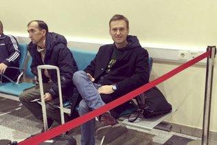 L'opposant Navalny empêché de quitter la Russie pour Strasbourg