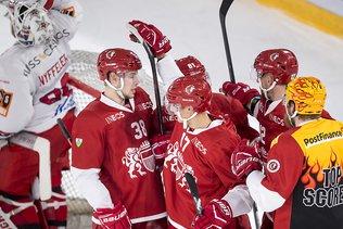 National League: Lausanne et Fribourg enchaînent avec panache