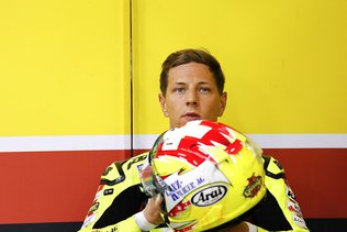 Aegerter signe chez MV Agusta Racing Team