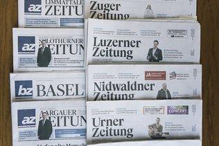 CH Media va supprimer environ 200 emplois