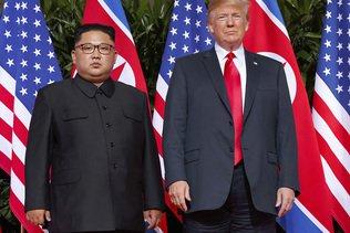 Un sommet Trump-Kim devrait se tenir après le Nouvel An