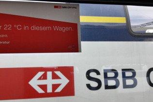 Baisse de la température dans le RER zurichois bien acceptée