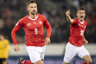 Ligue des nations: la Suisse jouera le Final Four