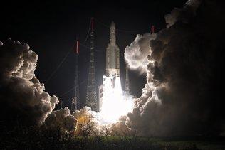 Airbus remporte un contrat pour deux satellites auprès d'Eutelsat