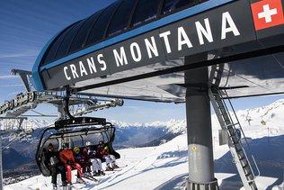 Vitek veut faire de Crans-Montana la plus belle station des Alpes