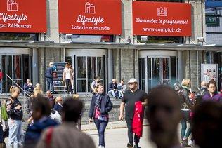 Le Comptoir Suisse cesse ses activités, une page se tourne