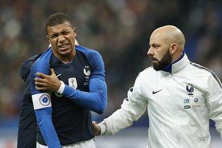 Les matchs amicaux font trembler le PSG