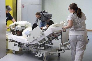 Enfants malades ou accidentés: aide d'urgence dès janvier en Valais